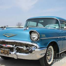 John Telfer - 1957 Chevy Bel-Air