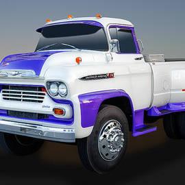 Frank J Benz - 1959 Chevrolet Spartan 70 Series Truck