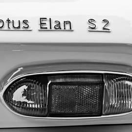 Jill Reger - 1965 Lotus Elan S2 Taillight Emblem
