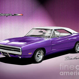 Danny Whitfield - 1970 Dodge Charger