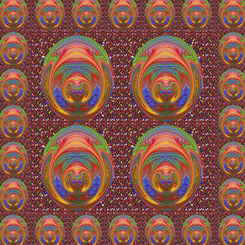 Navin Joshi - 3dimentional Graphic Polar Coordinate Elegant Infinity Symbol background panorama discount sale prom
