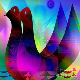 Iris Gelbart - Abstract 60