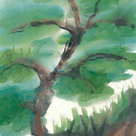 Kerstin Ivarsson - Abstract tree