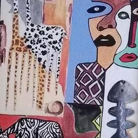 Mbhekiseni Banda - African dream