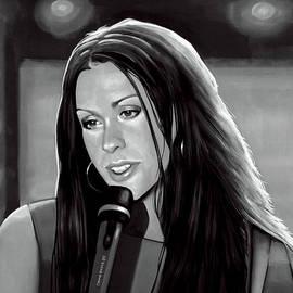 Meijering Manupix - Alanis Morissette