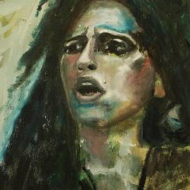 Ernst Dingemans - Amy Winehouse off stage