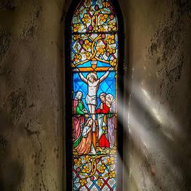 Adrian Evans - Ancient Glass