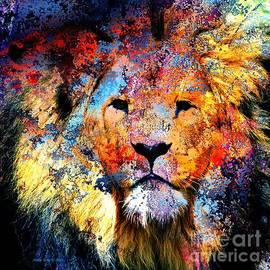Annie Zeno - Ancient Lion King