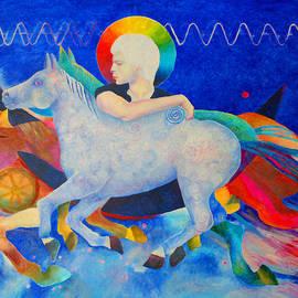 Magdalena Walulik - Apocalypse Rider