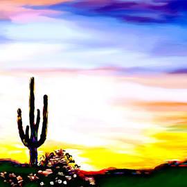 Bob and Nadine Johnston - Arizona Saguaro Tonto National Monument