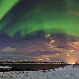 Frank Olsen - Aurora Panorama