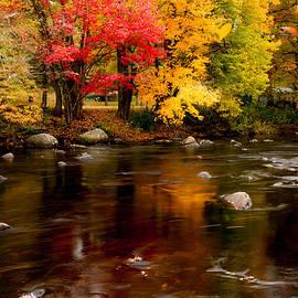 Jeff Folger - Autumn Colors Reflected