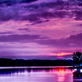 Barry Jones - Lake - Sunrise - Autumn Sunrise