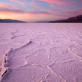 Patrick Downey - Badwater Salt Flats