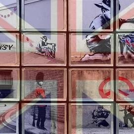 David French - Banksy Street Art