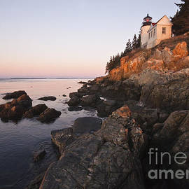 Glenn Gordon - Bass Harbor Lighthouse Acadia National Park
