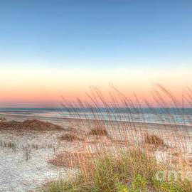 Dale Powell - Beach Sunset