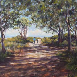 Peggy Ellis - Beach Walk
