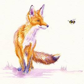 Debra Hall - Bee Foxed