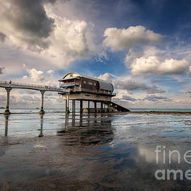 English Landscapes - Bembridge Lifeboat Station