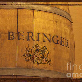 Janice Rae Pariza - Beringer Wine Barrel