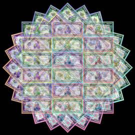 Tony Rubino - 1 Billion Dollars Geometric Black