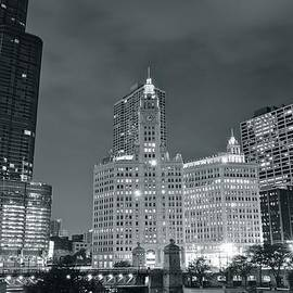 Frozen in Time Fine Art Photography - Black and White Chicago