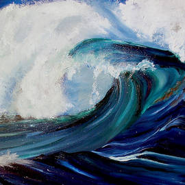 Kristin Lester - Blue Green Wave