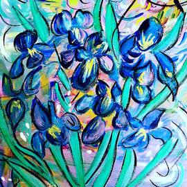 Nikki Dalton - Blue Iris