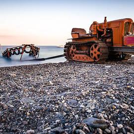 Alfio Finocchiaro - Boat tractor