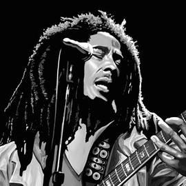 Meijering Manupix - Bob Marley