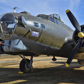 Tommy Anderson - Boeing B-17G Flying Fortress