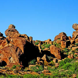 John Langdon - Boulders