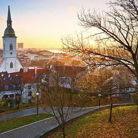 Milan Gonda - Bratislava.