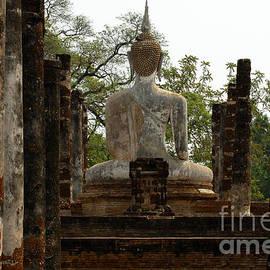 Bob Christopher - Buddha Sukhothai Thailand 4