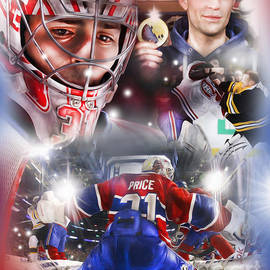 Mike Oulton - Carey Price
