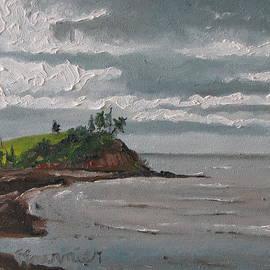 Francois Fournier - Caribou beach Nova Scotia