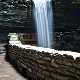 Frozen in Time Fine Art Photography - Cavern Cascade