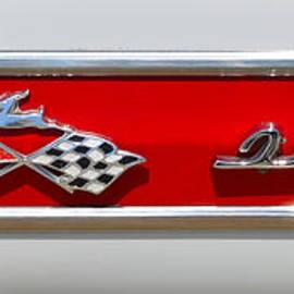 Mark Spearman - Chevy Impala badge