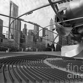Michael Paskvan - Chicago Millennium Park
