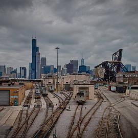 Mike Burgquist - Chicago Skyline