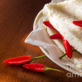 Carlos Caetano - Chili pepper Sandwich