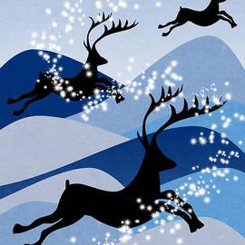 Mark Ashkenazi - Christmas card 2