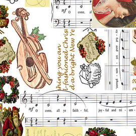 Sandy McIntire - Christmas Collage