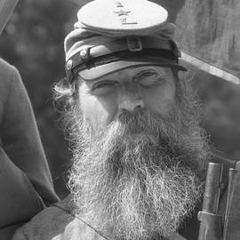 Dwight Cook - Civil War Man