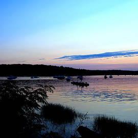 Tim Leung - Cold Spring Harbor Sunset
