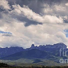 Janice Rae Pariza - Colorado Uncompahgre Peaks