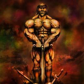 Kim Gauge - Conan the Barbarian