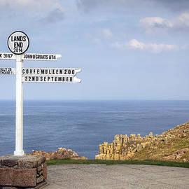 Joana Kruse - Cornwall - Land