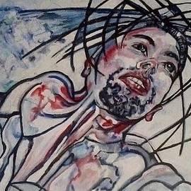 Greta Redzko - Crucifixion of Luke